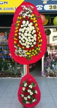 Ankara Anadolu 14 şubat sevgililer günü çiçek  Çift katlı düğün nikah çiçeği  Ankara Anadolu uluslararası çiçek gönderme