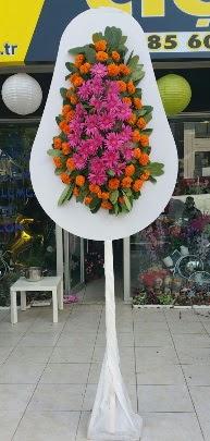 Tek katlı düğün nikah açılış çiçeği  Ankara Anadolu çiçek siparişi sitesi