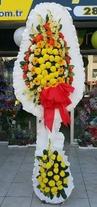 Çift katlı düğün nikah açılış çiçeği  Ankara Anadolu güvenli kaliteli hızlı çiçek