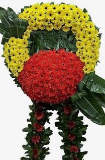 Görsel cenaze çiçeği  Ankara Anadolu çiçek siparişi sitesi