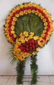 Cenaze çiçek modeli  Ankara Anadolu çiçek mağazası , çiçekçi adresleri