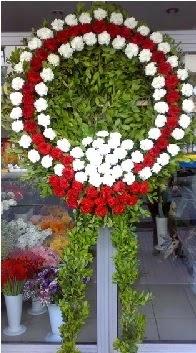 Cenaze çelenk çiçeği modeli  Ankara Anadolu anneler günü çiçek yolla