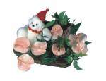 Ankara Anadolu online çiçek gönderme sipariş  Sepette  oyuncakli antoryumlar