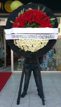Cenaze çiçek modeli  Ankara Anadolu çiçek siparişi sitesi