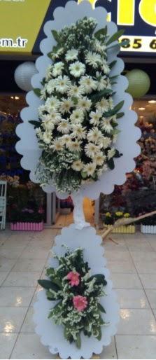 Çift katlı düğün nikah açılış çiçeği  Ankara Anadolu çiçekçi telefonları