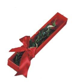 Ankara Anadolu çiçek online çiçek siparişi  tek kutu gül sade ve sik