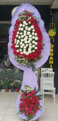 Çift katlı işyeri açılış çiçek modeli  Ankara Anadolu ucuz çiçek gönder