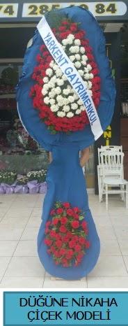 Düğüne nikaha çiçek modeli  Ankara Anadolu çiçek satışı