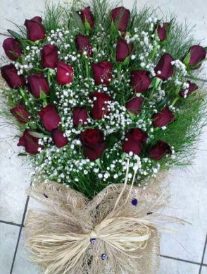 33 Adet gülden kız isteme çiçeği buketi  Ankara Anadolu çiçek satışı