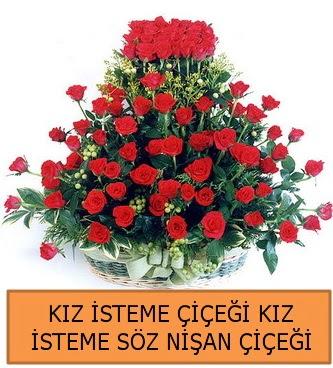Kız isteme söz nişan çiçeği 71 güllü  Ankara Anadolu çiçek gönderme sitemiz güvenlidir