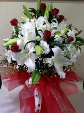Kız isteme buketi söz nişan çiçeği  Ankara Anadolu ucuz çiçek gönder