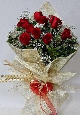 Söz nişan çiçeği kız isteme buketi  Ankara Anadolu hediye çiçek yolla