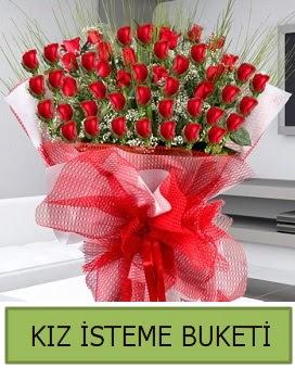 Kız isteme buketi 33 adet kırmızı gül  Ankara Anadolu çiçek , çiçekçi , çiçekçilik