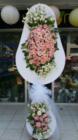 Çift katlı özel şahane sepet çiçeği  Ankara Anadolu çiçekçi telefonları