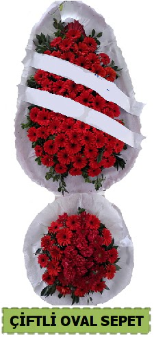 Çift katlı oval düğün nikah açılış çiçeği  Ankara Anadolu çiçek gönderme sitemiz güvenlidir