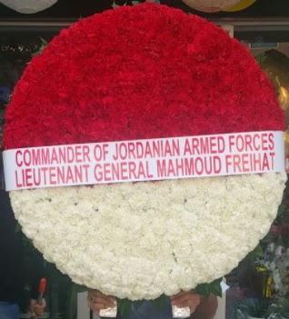 Anıtkabir mozele çiçeği 450 karanfilli  Ankara Anadolu çiçek gönderme