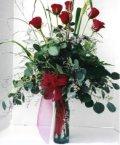 Ankara Anadolu çiçek siparişi sitesi  7 adet gül özel bir tanzim