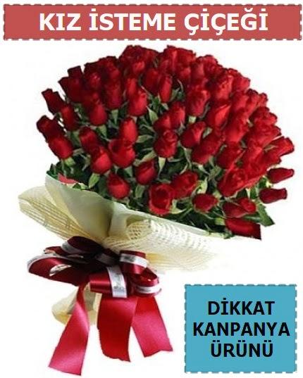 51 Adet gül kız isteme çiçeği buketi  Ankara Anadolu hediye çiçek yolla