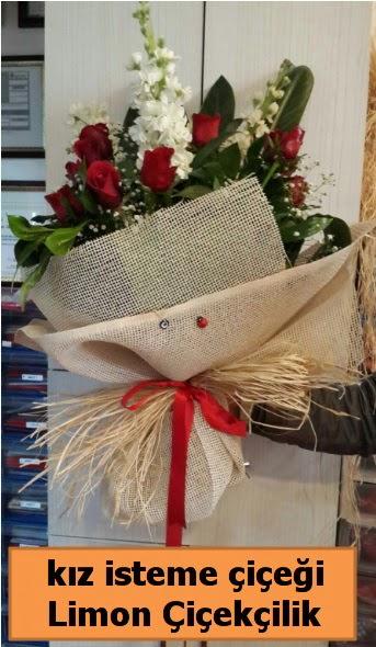 Kız isteme buketi çiçeği  Ankara Anadolu ucuz çiçek gönder