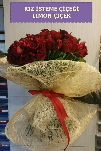 41 adet güllü Söz nişan kız isteme çiçeği  Ankara Anadolu çiçek gönderme