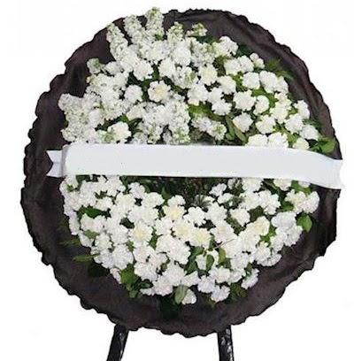 Cenaze çelengi çiçeği modelleri  Ankara Anadolu internetten çiçek satışı