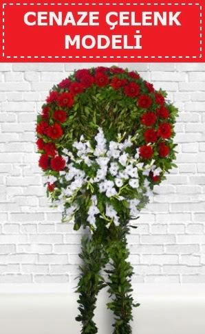 Cenaze Çelengi cenaze çiçeği  Ankara Anadolu çiçekçi telefonları