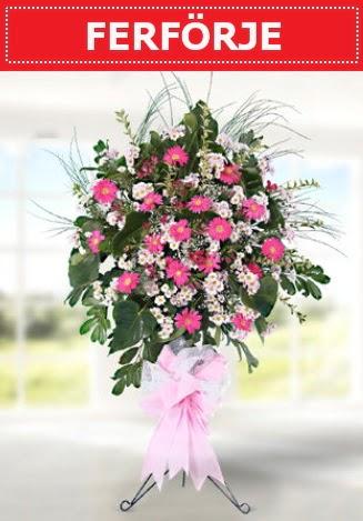 Ferförje düğün nikah açılış çiçeği  Ankara Anadolu çiçek yolla