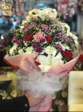 Mevsim kır çiçeği orta boy  Ankara Anadolu ucuz çiçek gönder