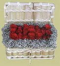 Ankara Anadolu cicekciler , cicek siparisi  Sandikta 11 adet güller - sevdiklerinize en ideal seçim