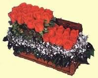 Ankara Anadolu çiçekçi telefonları  Sandikta 13 adet güller